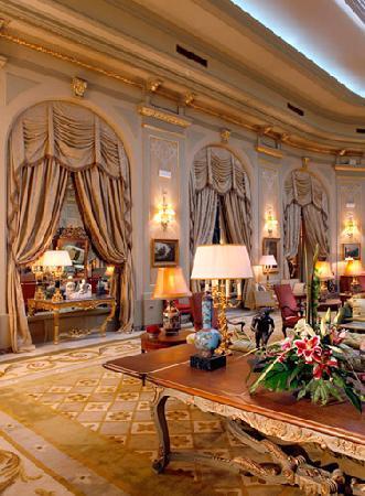 El Palace Hotel: Hall 01/feb/2010