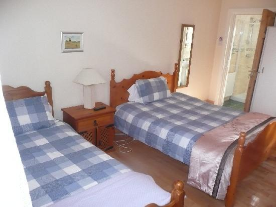 Bellgrove B&B: Family room with en-suite