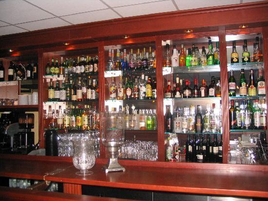 Gula Huset: Le bar