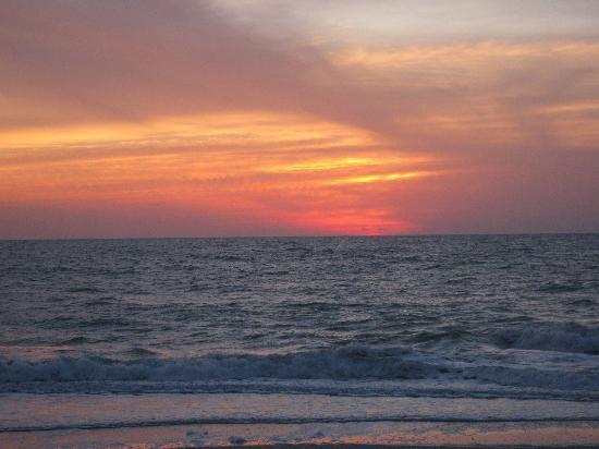 Captiva Island Inn Bed & Breakfast: Sunset