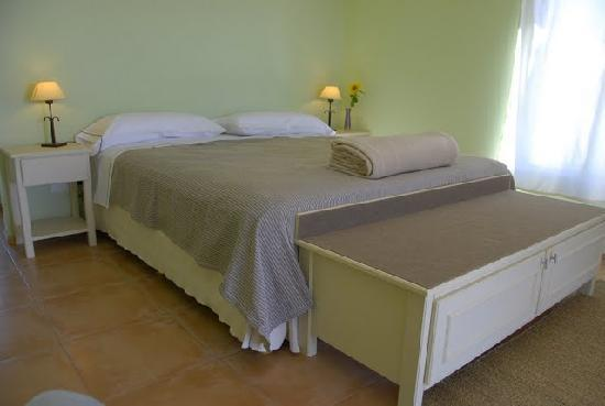 La Carmelita Hotel Rural : room