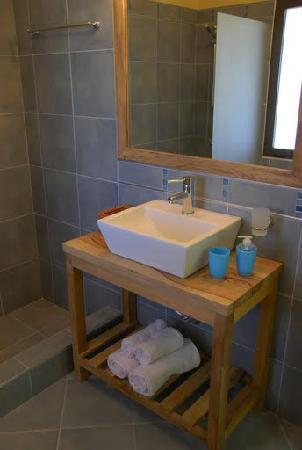 La Carmelita Hotel Rural: bathroom