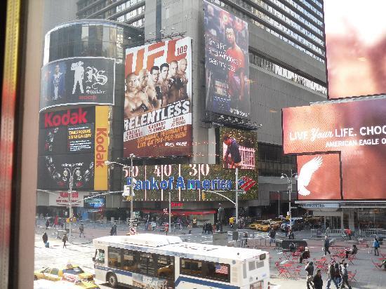 Crowne Plaza Times Square Manhattan: Times Square