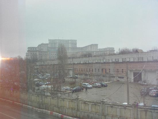 Parliament Hotel : vista desde la habitación