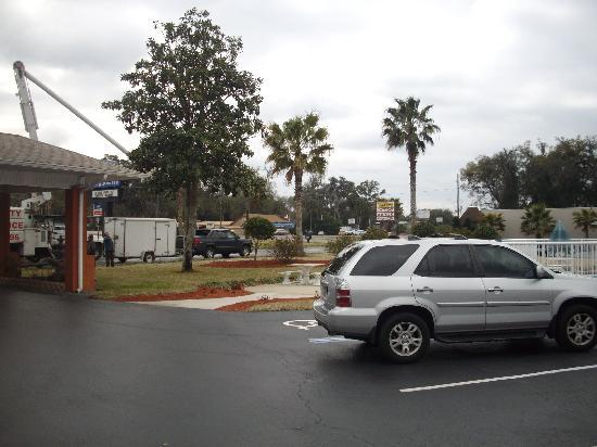 Days Inn Orange City/Deland: Outside