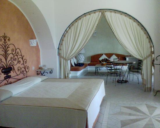 Resort Valle Dell'Erica Thalasso & Spa : La nostra camera