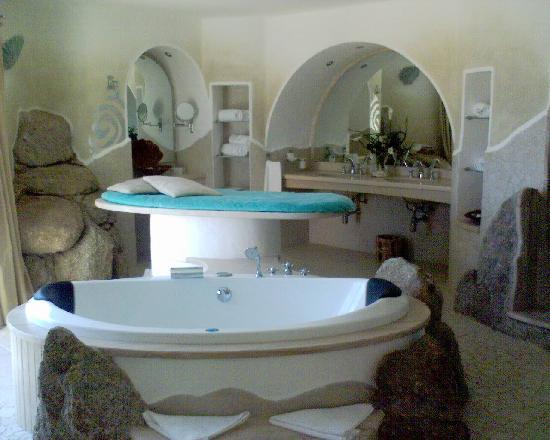 Resort Valle Dell'Erica Thalasso & Spa : il nostro splendido bagno