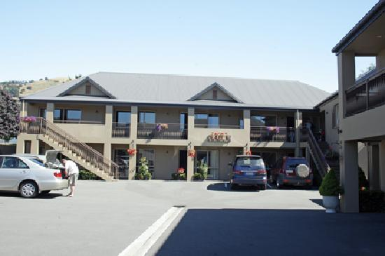 Tresori Motor Lodge: Tresori Motor Lodge
