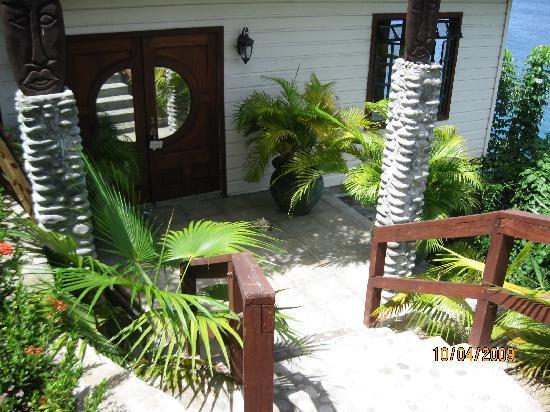 Ti Kaye Resort & Spa: The spa...