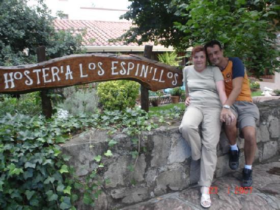 Los Espinillos Hotel & Spa: Parque hosterìa Los Espinillos