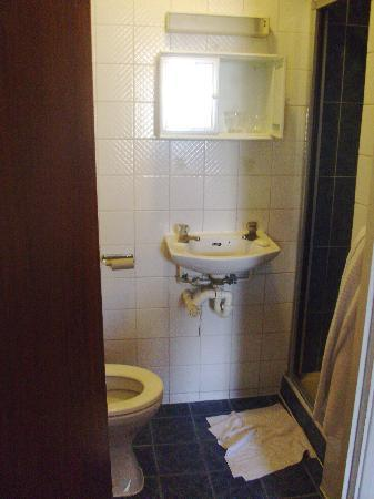 Stanley House: bagno