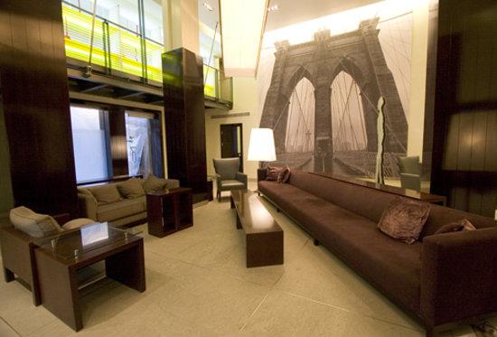 Woogo - Central Park: Lobby