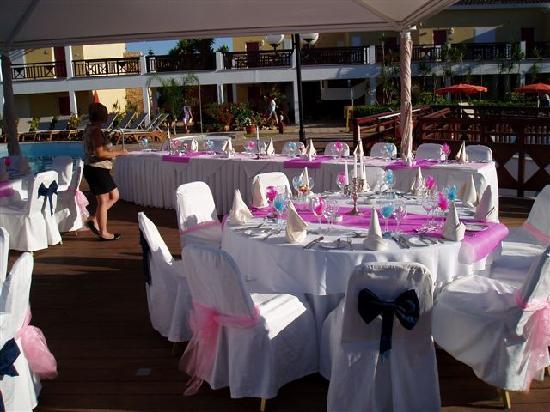 Atlantica Aeneas Hotel: Wedding Outdoor