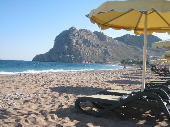 Kolimbia beach, maggio 2009