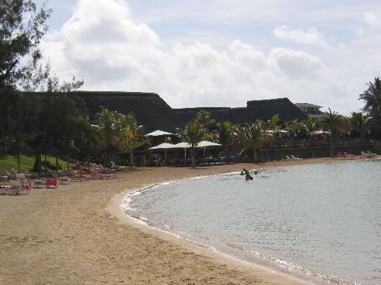 LUX* Grand Gaube: plage
