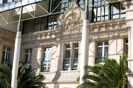 Mercure Bordeaux Chateau Chartrons Hotel : Facade Hotel Mercure Chateau Chartrons