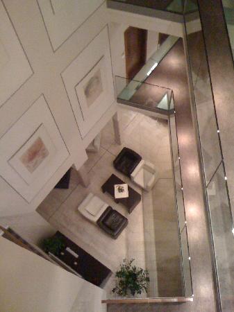 DaVinci Hotel Wenceslas Square: Reception