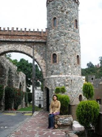 Castillo Santa Cecilia Hotel: recepcion
