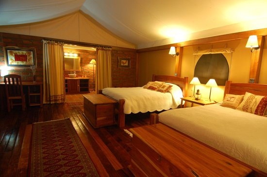 Mara West Camp: The Secluded Chalet