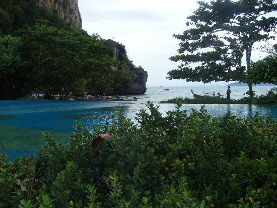 Rayavadee Resort: View