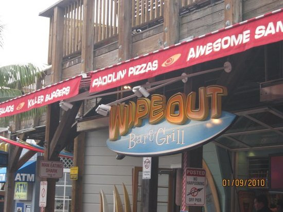 Wipeout Bar & Grill Photo
