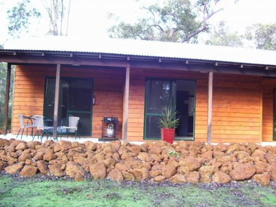 Margaret River, Australie : islandbrook estate winery challet margret river