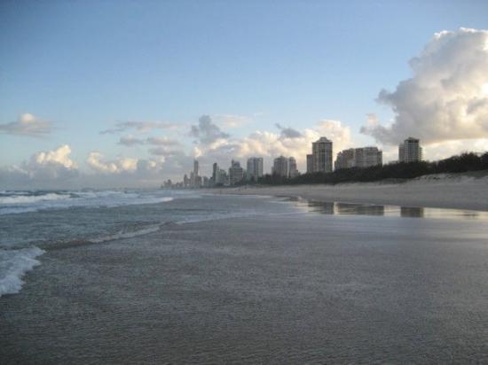 Bilde fra Surfer's Paradise Beach