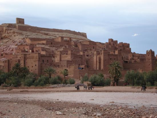 Ait Ben Haddou, Marokko: Ait Bennadou