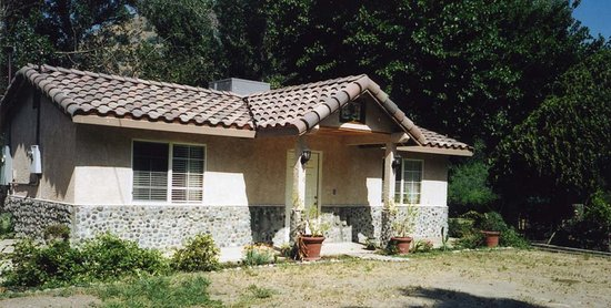 Three Rivers, Kalifornien: cabin suite