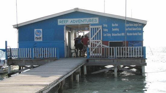 Reef Adventures Belize: Reef Adventures