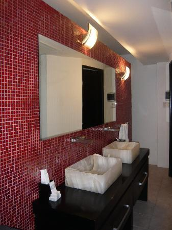 In Fashion Hotel Boutique: salle de bain