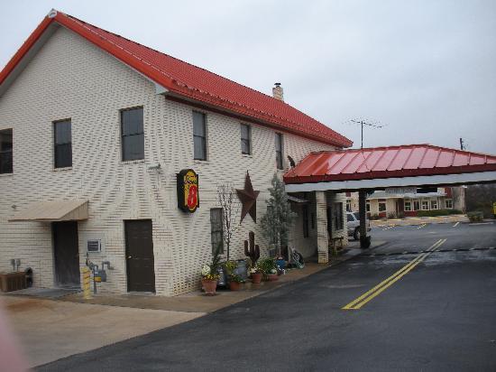 Super 8 Fredericksburg: Super 8 motel in Fredericksburg