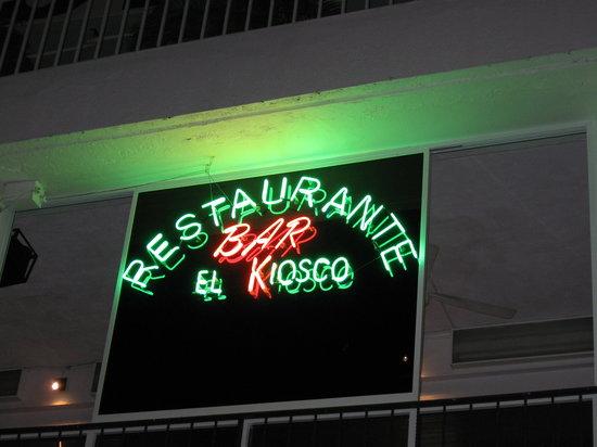 El Kiosco: Front entrance