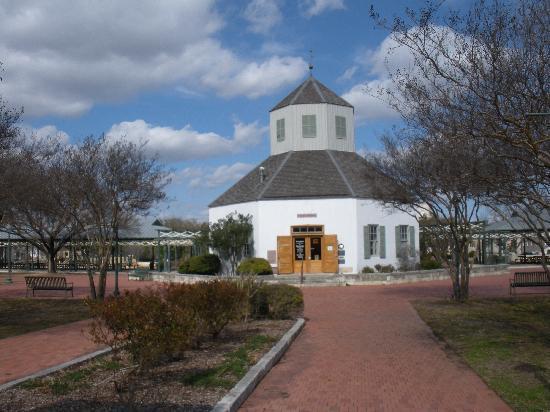 Pioneer Museum Complex: Vereins Kirche