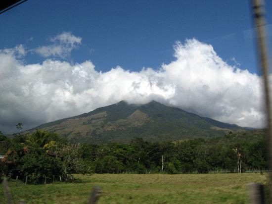 Villa Del Sol: Escursion à proximité - volcan Miravalles