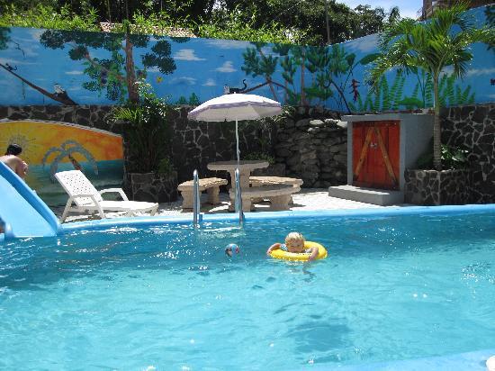 Villa Prats Hotel: Piscina