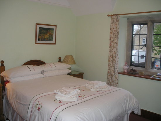 Trevone: Double room