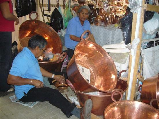 Casa Serenity : artisans of Michoacan