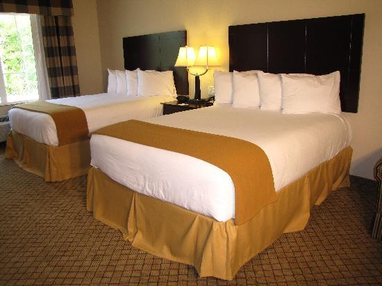 Holiday Inn Express Hotel & Suites Kilgore North: guest room