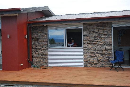 Lake Tekapo Holiday Homes: 厨房