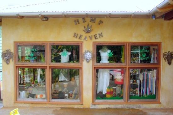 Ocho Rios, Jamaica shop