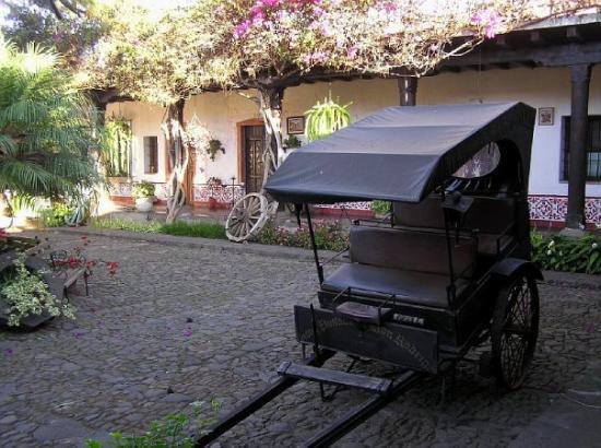 Hotel Posada de Don Rodrigo Photo
