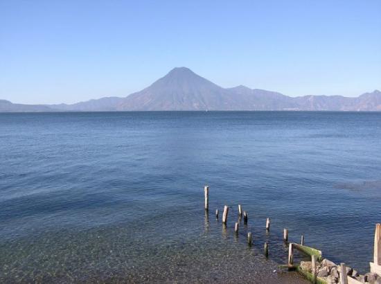 Panajachel, Guatemala: Lake Atitlan