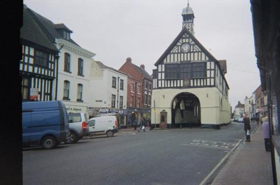 Bridgnorth shropshire united kingdom