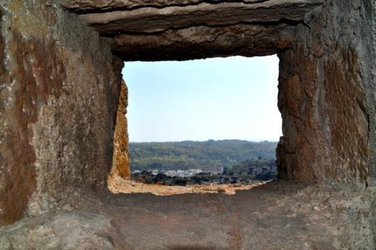 View from the Fort, Jabalpur