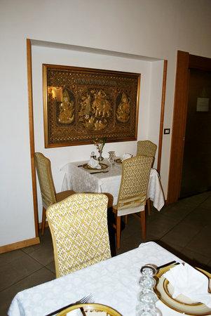 Salathai : l'interno del ristorante