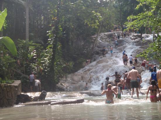Dunns River Fall included in your stay