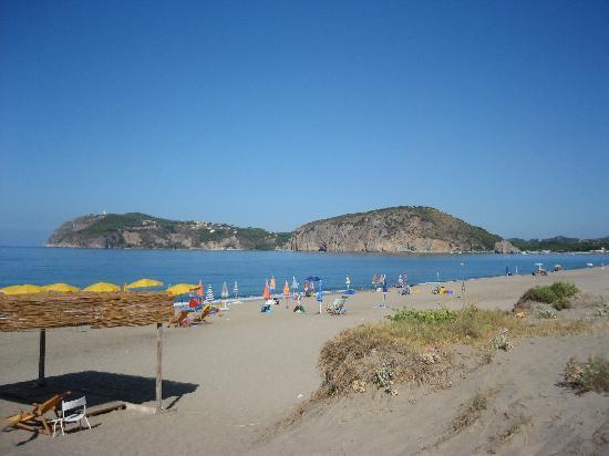 Villaggio Odissea: Spiaggia