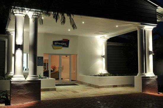 Richards Bay, South Africa: Entrance