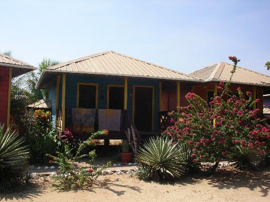 Lost Reef Resort: Our Lost Reef cabana